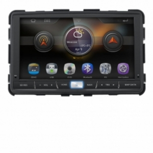 SsangYong Rexton 12+ INCAR AHR-7786RX Android
